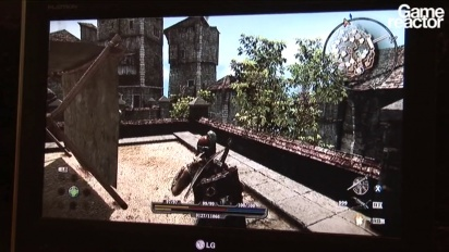 E3 10: Arcania Gothic 4 gameplay
