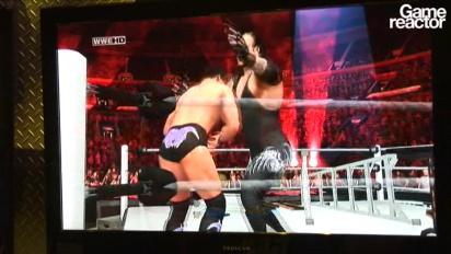 E3 10: WWE Smackdown vs Raw 2011 gameplay