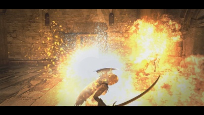 Dragon's Dogma: Dark Arisen - Mystic Knight Gameplay Trailer
