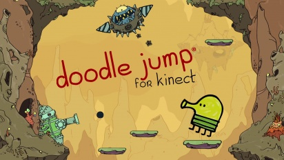 Doodle Jump Kinect - Gameplay