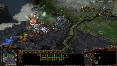 Starcraft II: Heart of the Swarm - Try the Balance Test Map Trailer