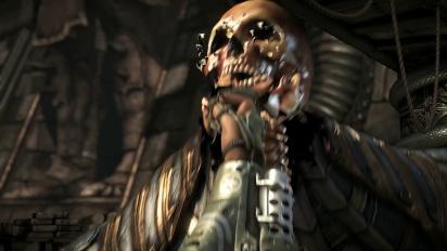 Mortal Kombat X - Briggs Family Trailer