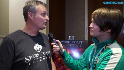 Sword Coast Legends - Dan Tudge Interview