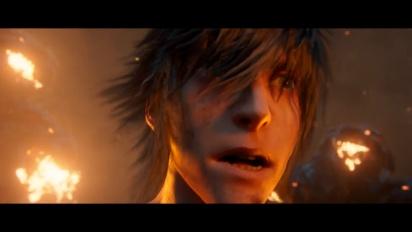 Final Fantasy XV - Omen CGI Trailer