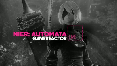 Livestream Replay - Nier: Automata