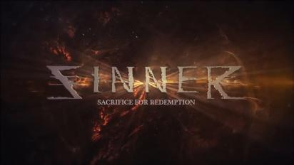 Sinner: Sacrifice for Redemption - Announcement Trailer