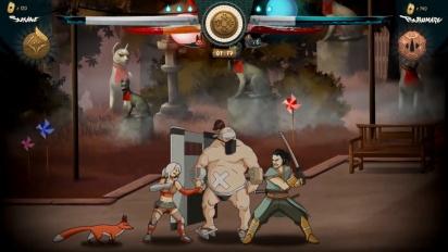 Samurai Riot - Cooperative Trailer