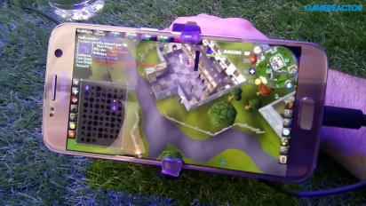RuneScape Mobile - OSRS RuneFest 2017 Gameplay