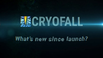 CryoFall - What's new since launch?