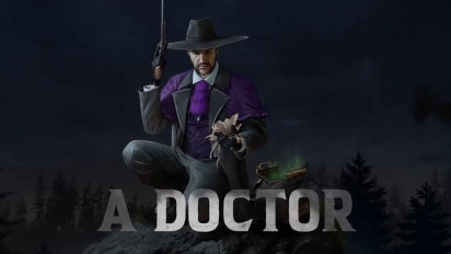 Desperados III - Doc McCoy Character Trailer
