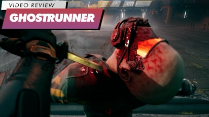 Ghostrunner - Video Review