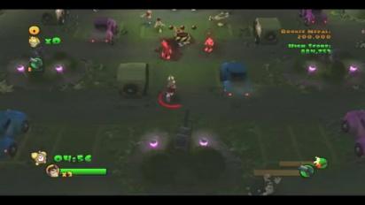 Burn Zombie Burn - PC Trailer