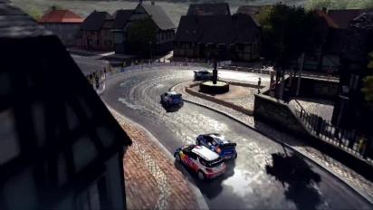 WRC Powerslide - Teaser Trailer