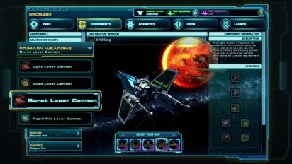 Star Wars: The Old Republic - Starfighter Customization Trailer