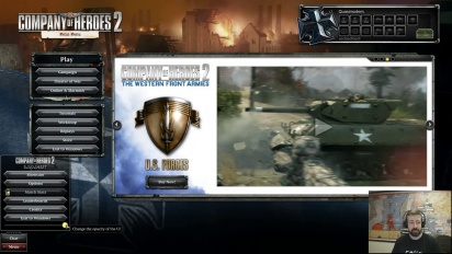 Company of Heroes 2: The Western Front Armies - Debrief: UI Inventory