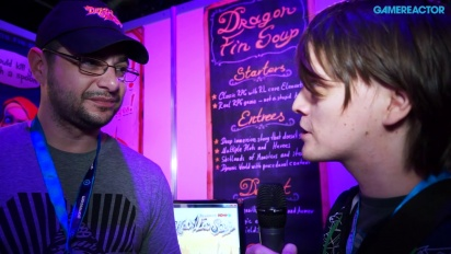 Dragon Fin Soup - Ash Monif Interview
