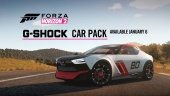 Forza Horizon 2  - G-Shock Car Pack Trailer