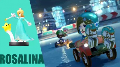 Mario Kart 8 - New Mii Racing Suits Trailer