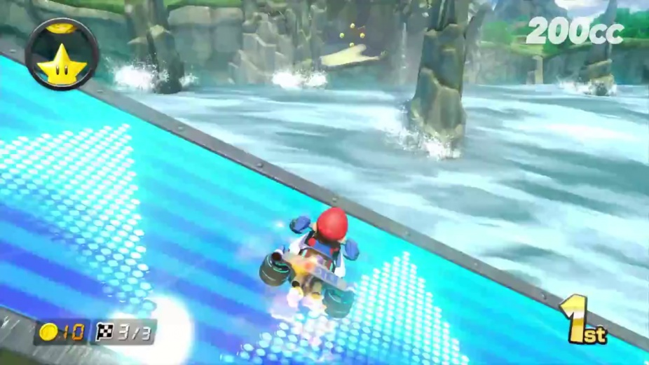 Mario Kart 8 Dlc Pack 2 And The 200cc Mode Review Gamereactor