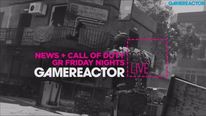 Call of Duty: Advanced Warfare - GR Friday Nights 26.06.15 - Livestream Replay