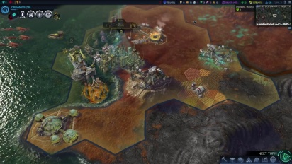 Civilization: Beyond Earth - Rising Tide Gameplay Trailer