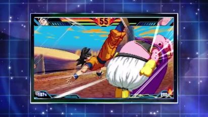 Dragon Ball Z: Extreme Butoden - Nintendo eShop Demo Trailer