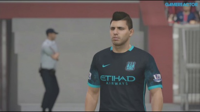 FIFA 16 Match of the Week - Week 14 (PSG vs. Man. City)