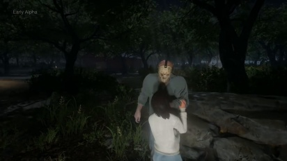 Friday the 13th: The Game - First Gameplay Trailer