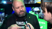 Xbox One S - Aaron Greenberg Interview