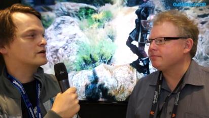Black Desert Online - Rick van Beem Interview