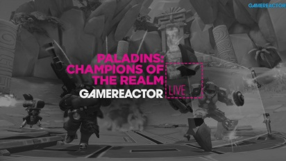 PALADINS: CHAMPIONS OF THE REALM - LIVESTREAM REPLAY