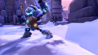Battleborn: Kid Ultra Skills Overview Trailer