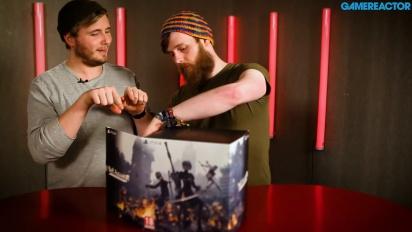 Nier: Automata - Black Box Edition Unboxing