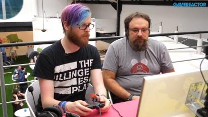 Mario + Rabbids Kingdom Battle - Davide Soliani Co-op Gameplay
