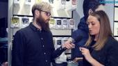 Sony WF-SP700N Wireless Earbuds - Tanni Toft Interview