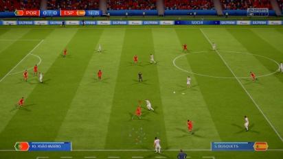 FIFA World Cup 2018 - Portugal vs Spain