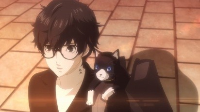 Persona 5: The Royal - Haru Character Trailer (Japanese)