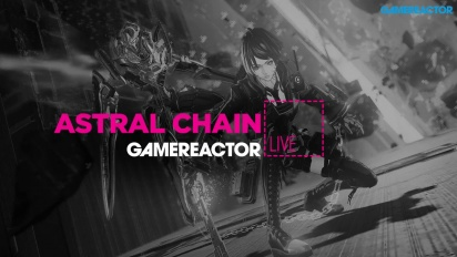 Astral Chain - Launch Livestream