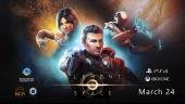 Element Space - Console Trailer