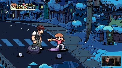 Scott Pilgrim vs. The World: The Game Complete Edition - Livestream Replay