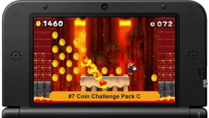 New Super Mario Bros. 2 - DLC Pack #3 Trailer