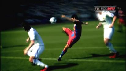 Pro Evolution Soccer 2011- GC 10: Trailer