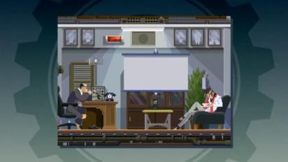 Ghost Trick: Phantom Detective - GC 10: Trailer