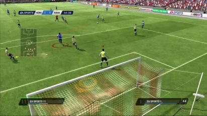 FIFA 11 - Being a Goalkeeper