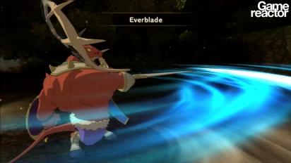 Ni no Kuni: Wrath of the White Witch - Gladiataur Boss Battle