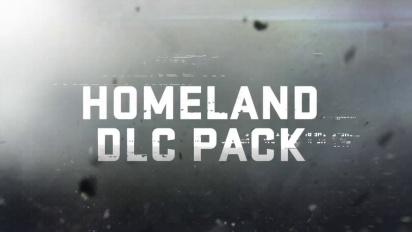 Splinter Cell: Blacklist - Homeland DLC Pack Trailer