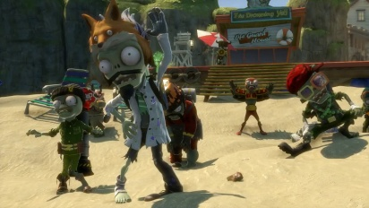 Plants vs. Zombies: Garden Warfare - PC Launch Trailer