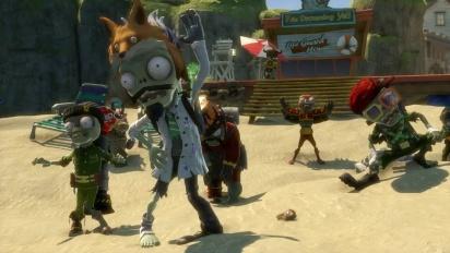 Plants vs. Zombies: Garden Warfare - PC Launch Trailer