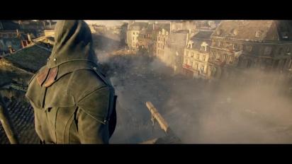 Assassin's Creed Unity – Under Arno's Hood Trailer