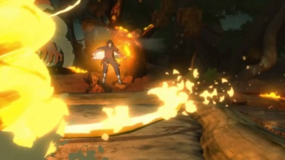 Naruto Shippuden: Ultimate Ninja Storm 4 - PS4 Trailer